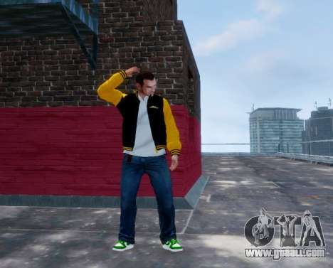 Pack Of Clothes (Exclusive) for GTA 4 second screenshot