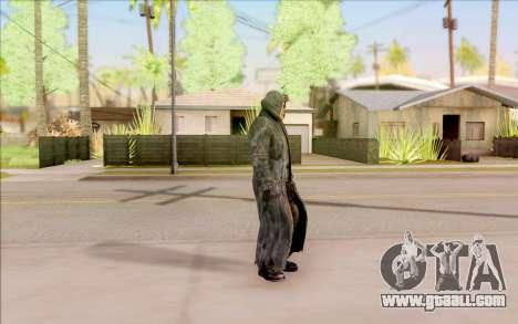 Hog of S. T. A. L. K. E. R. for GTA San Andreas third screenshot