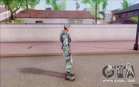 Colonel Cooper of S. T. A. L. K. E. R for GTA San Andreas third screenshot