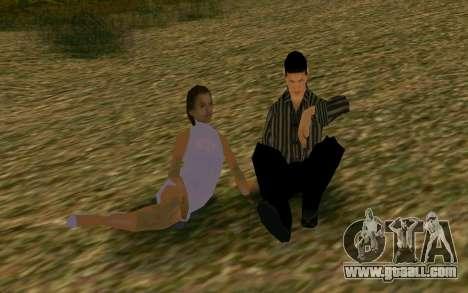 Life situation 9.0 for GTA San Andreas forth screenshot