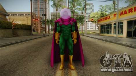 Marvel Future Fight - Mysterio for GTA San Andreas second screenshot
