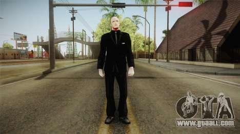 Kazim Carman Skin for GTA San Andreas second screenshot