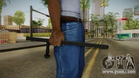 Police Baton for GTA San Andreas