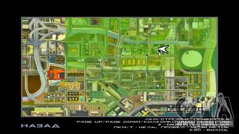 GTA V Radar Icons for GTA San Andreas second screenshot