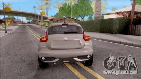 Nissan Juke for GTA San Andreas