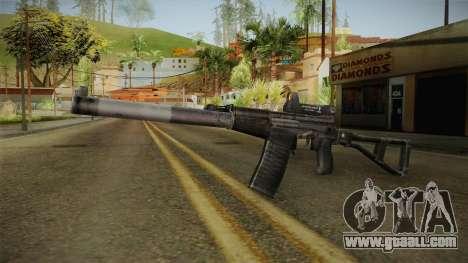 As-Val for GTA San Andreas second screenshot