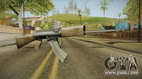 Driver PL - AK-47 for GTA San Andreas