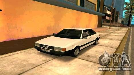 Audi 80 B3 for GTA San Andreas