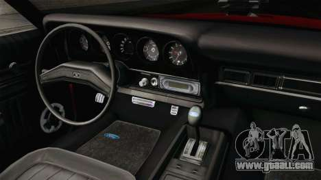 Ford Gran Torino 1975 v2 for GTA San Andreas side view