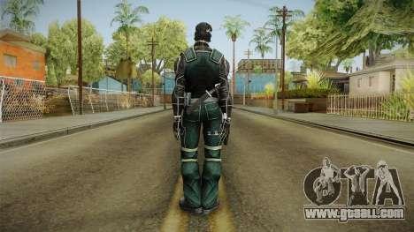 Punisher Omega Skin for GTA San Andreas third screenshot