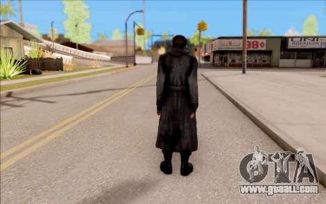 Captain Sobolev of S. T. A. L. K. E. R. for GTA San Andreas forth screenshot