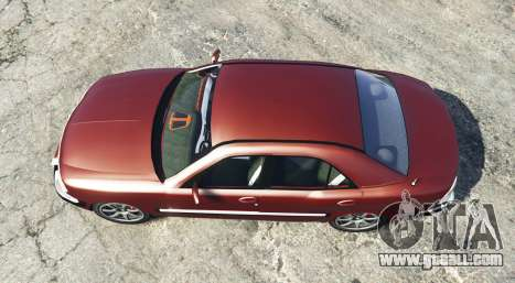 GTA 5 GAZ 3111 Volga [replace] back view