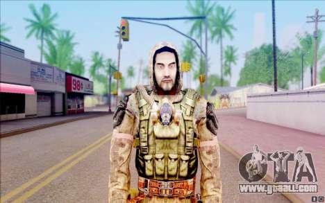A demon of S. T. A. L. K. E. R for GTA San Andreas