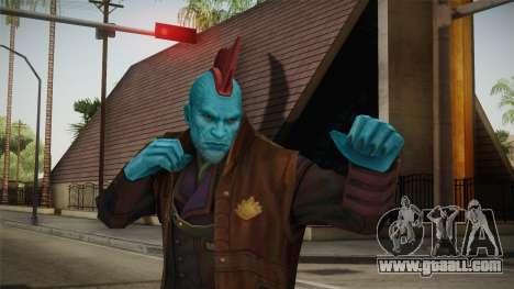 Marvel Future Fight - Yondu for GTA San Andreas