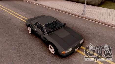 Elegy Tokyo Drift Edition for GTA San Andreas right view
