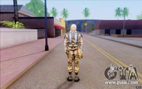 A demon of S. T. A. L. K. E. R for GTA San Andreas forth screenshot