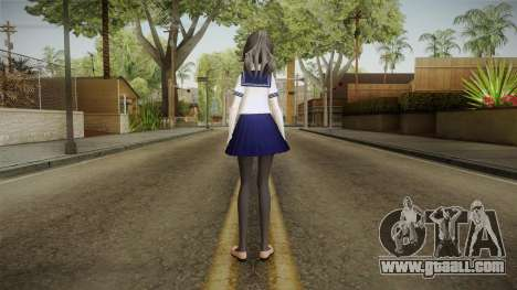 Yandere Simulator - Ayano Aishi Skin for GTA San Andreas third screenshot