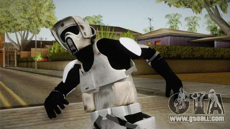 Star Wars Battlefront 3 - Scouttrooper DICE for GTA San Andreas