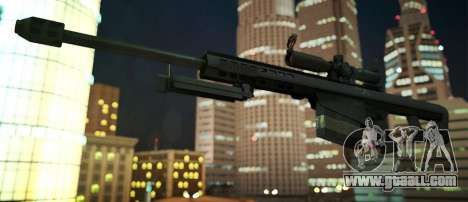Black Edition Weapon Pack for GTA San Andreas eighth screenshot