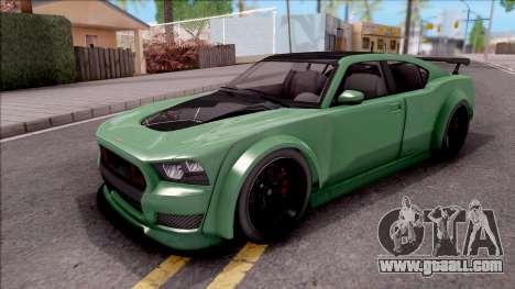 GTA V Bravado Buffalo Edition v1 for GTA San Andreas
