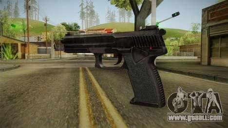 Killing Floor - MK23 for GTA San Andreas second screenshot