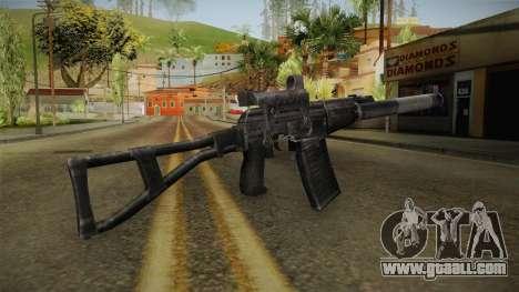 As-Val for GTA San Andreas third screenshot