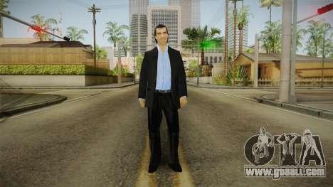 Abdulhey Coban Skin for GTA San Andreas second screenshot