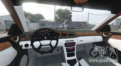 GTA 5 GAZ 3111 Volga [replace] rear right side view