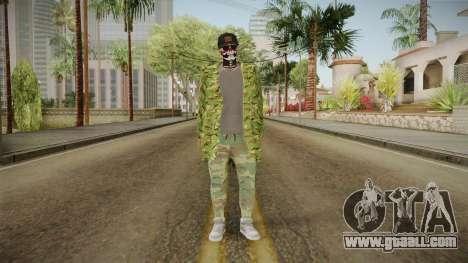 GTA Online - Skin Random for GTA San Andreas second screenshot