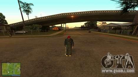 GTA V Radar Icons for GTA San Andreas third screenshot