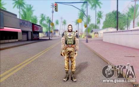 A demon of S. T. A. L. K. E. R for GTA San Andreas second screenshot