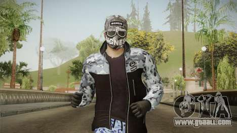 Skin Random 3 (Outfit Import Export) for GTA San Andreas
