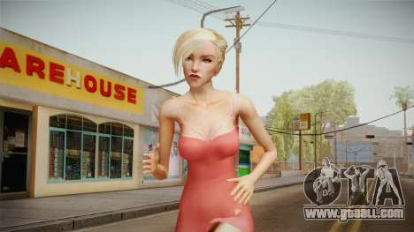 Vicky Skin for GTA San Andreas