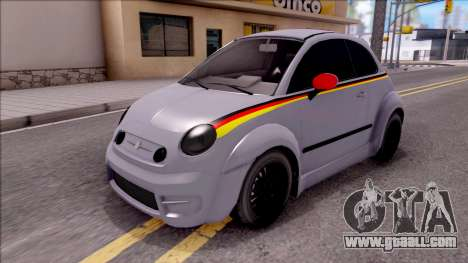 Fiat 500 Abarth for GTA San Andreas