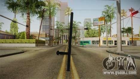 Police Baton for GTA San Andreas second screenshot