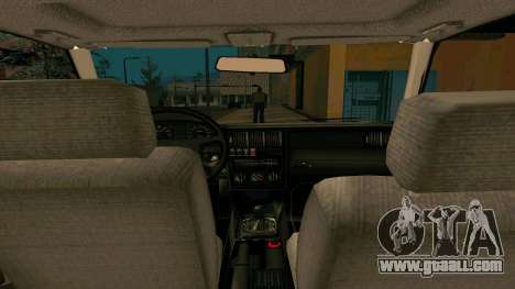 Audi 80 B3 for GTA San Andreas right view