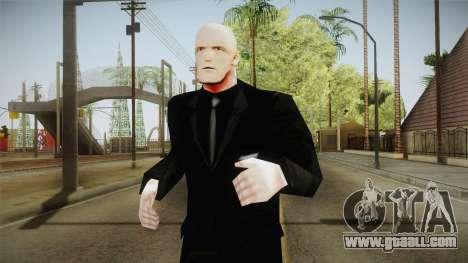 Kazim Carman Skin for GTA San Andreas