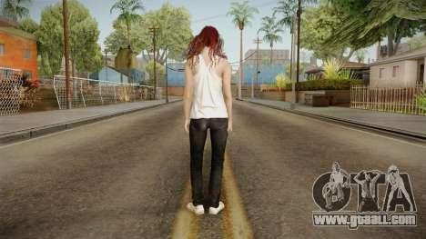 Resident Evil - Mia Winters for GTA San Andreas third screenshot
