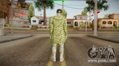 GTA Online - Skin Random for GTA San Andreas third screenshot