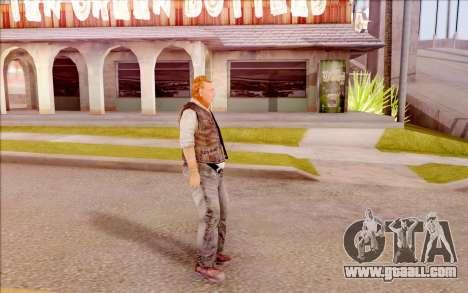 Toad of S. T. A. L. K. E. R. for GTA San Andreas third screenshot
