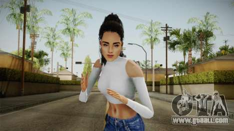 Consuela Modern Skin for GTA San Andreas