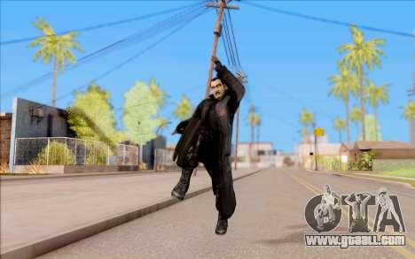 Captain Sobolev of S. T. A. L. K. E. R. for GTA San Andreas sixth screenshot