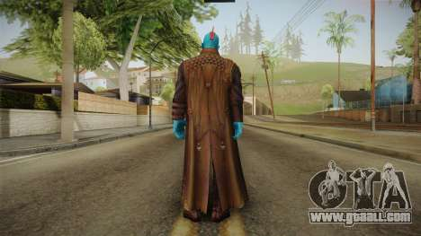 Marvel Future Fight - Yondu for GTA San Andreas third screenshot