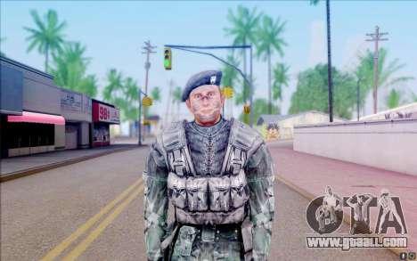 Nabors member of S. T. A. L. K. E. R for GTA San Andreas