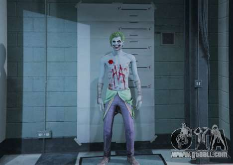GTA 5 Joker from Injustice 2 fifth screenshot