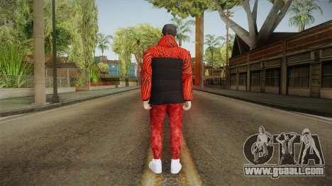 Skin Random v2 (Outfit Import Export) for GTA San Andreas