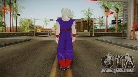 Gohan Skin HD 2 for GTA San Andreas third screenshot