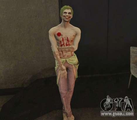 GTA 5 Joker from Injustice 2 fourth screenshot