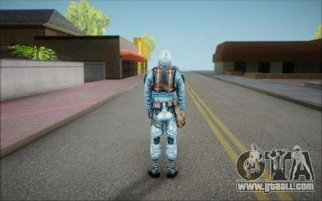 Sviblov of S. T. A. L. K. E. R. for GTA San Andreas forth screenshot