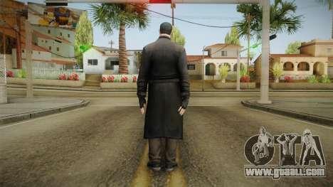 Marvel Heroes - Punisher Overcoat for GTA San Andreas third screenshot